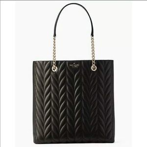 Kate spade briar lane quilted tote